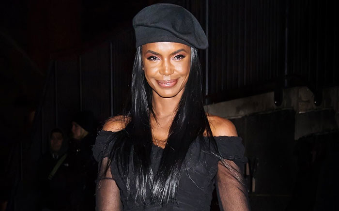 Late model and actress Kim Porter. Picture: Instagram.