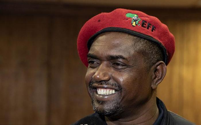 FILE: The EFF's Godrich Gardee. Picture: Xanderleigh Dookey/EWN