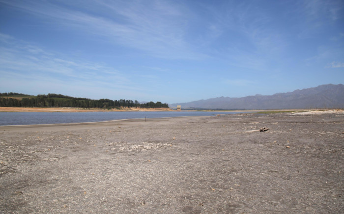 FILE: A view of the Theewaterskloof Dam. Photo: Bertram Malgas/EWN