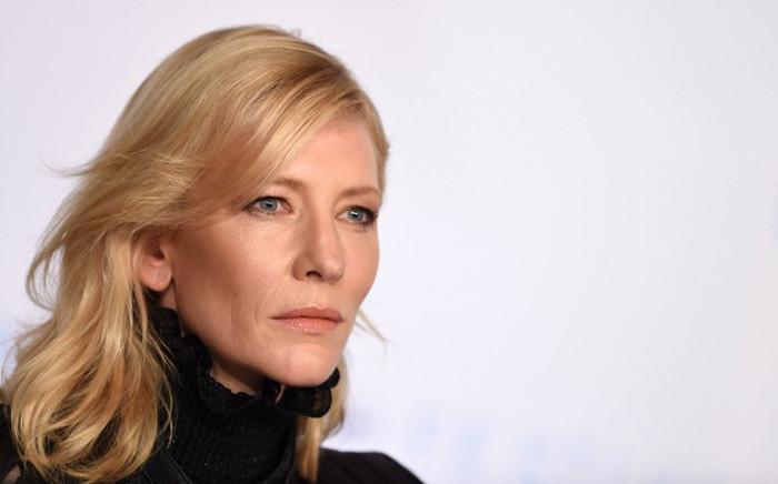 Australian actress Cate Blanchett. Picture: AFP