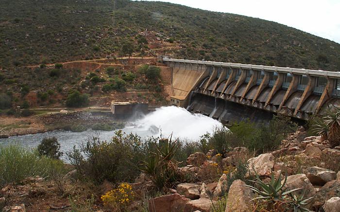 FILE: Clanwilliam Dam. Picture: Wikimedia Commons.