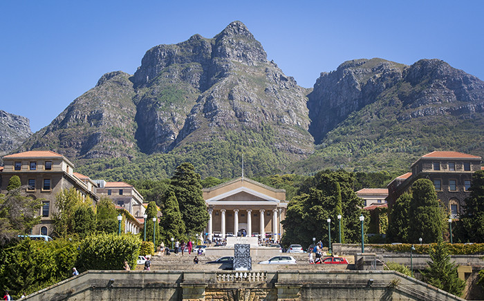 The University of Cape Town. Picture: Aletta Harrison/EWN