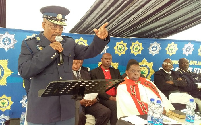 The late Deputy National Commissioner of Crime Detection Sindile Mfazi. Picture: SAPS.