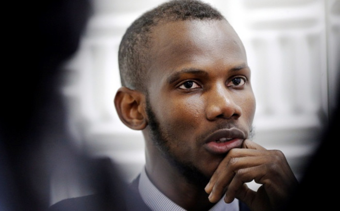 Malian Lassana Bathily, a Muslim employee who helped Jewish shoppers hide in a cold storage room from an Islamist gunman during the 9 January, 2015 attack. Picture: AFP.