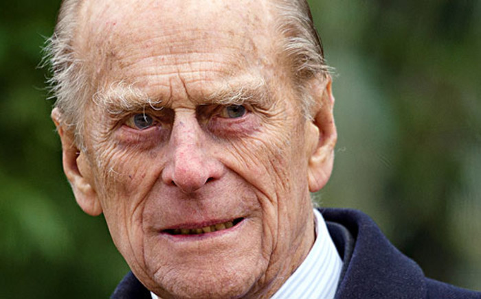 Britain's Prince Philip. Picture: AFP