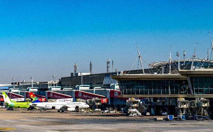FILE: OR Tambo International Airport. Picture: @ortambo_int/Twitter.