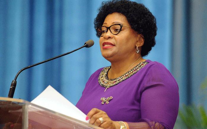 FILE: Former Environmental Minister Nomvula Mokonyane. Picture: GCIS