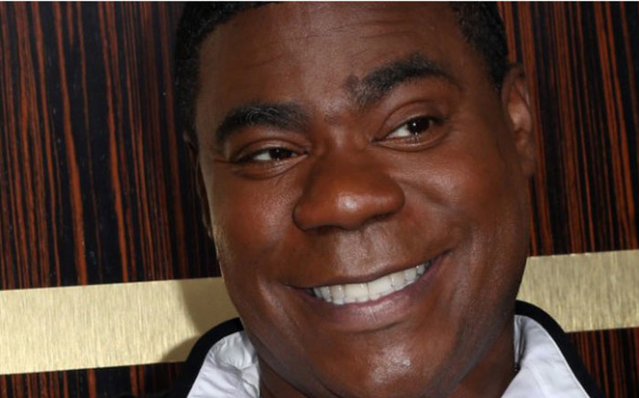 Actor and comedian Tracy Morgan. Picture: Facebook.