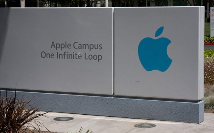 The headquarters of Apple in California, Picture: EPA.