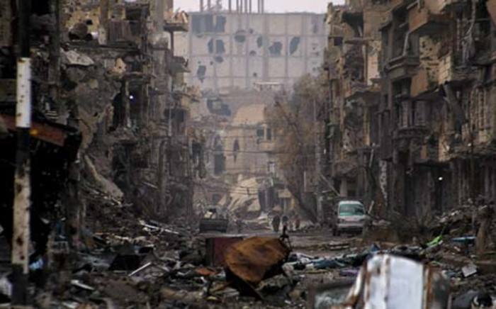 FILE: Syria's civil war entered a fourth year on March 15, 2014. Picture: AFP.