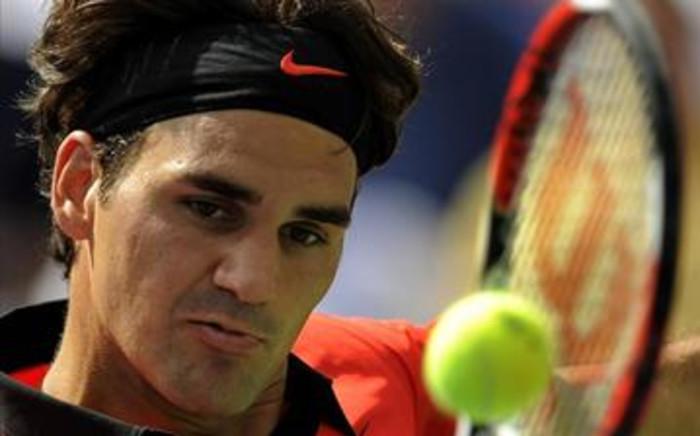 Top seed Rafael Nadal.