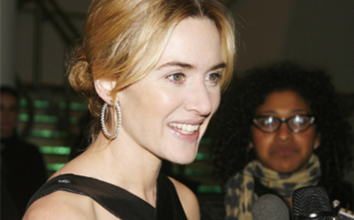 British actress Kate Winslet. Picture: Image.net