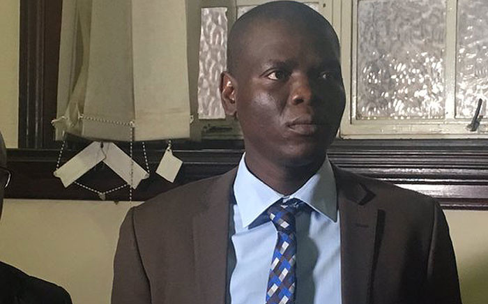FILE: Justice and Correctional Services Minister Ronald Lamola. Picture: Robinson Nqola/EWN.
