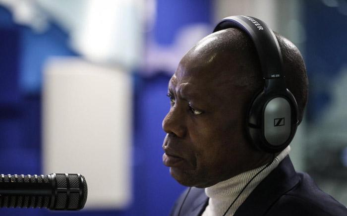 Health Minister Zweli Mkhize. Picture: Abigail Javier/EWN.