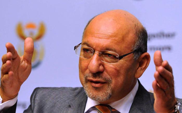Minister in the Presidency Trevor Manuel. Picture: GCIS/SAPA.