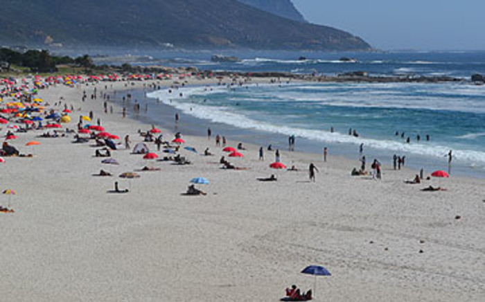 The SA Weather Service says the high temperatures cannot be declared a heat wave. Picture: EWN.