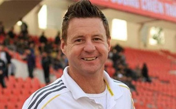 Black Leopards have appointed Dylan Kerr as their new coach. Picture: @Legend3/Twitter