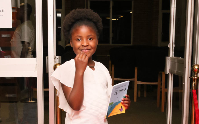 SA author Michelle Nkamankeng. Picture: Supplied.