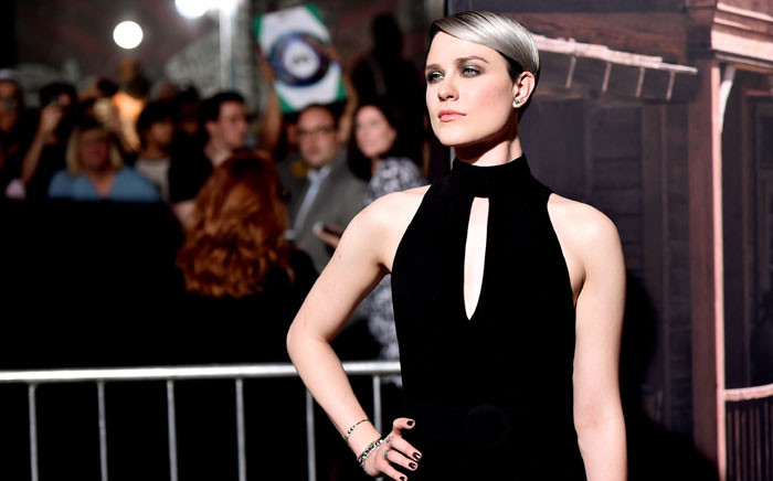 Actress Evan Rachel Wood attends the premiere of HBO's 'Westworld' at TCL Chinese Theatre on 28 September 2016 in Hollywood, California. Picture: AFP