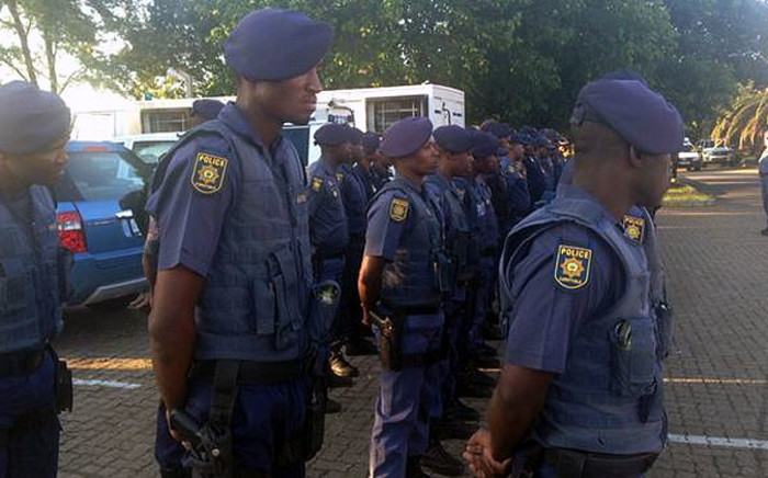 Police have deployed more officers to hotspots in Soweto to prevent any further attacks on 23 January 2015. Picture: Alex Eliseev/EWN