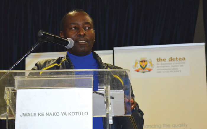 Mineral Resources Minister, Mosebenzi Zwane. Picture: Dumelang Media.