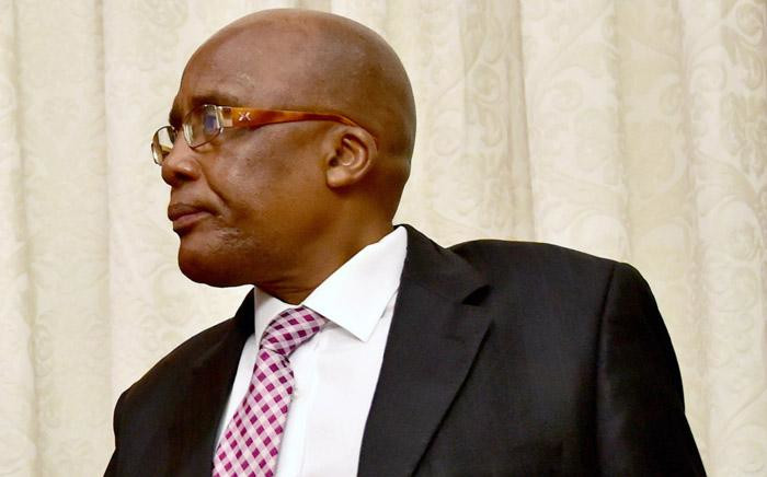 FILE: Health Minister Aaron Motsoaledi. Picture: GCIS.