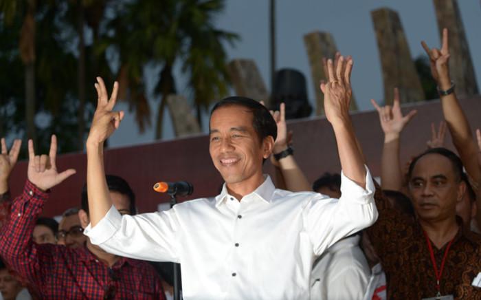 FILE: Indonesia's Joko Widodo. Picture: AFP.