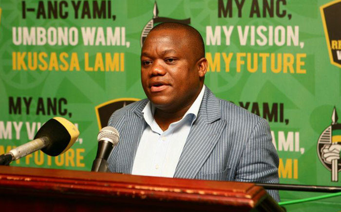 Sihle Zikalala has been appointment as the new ANC chairperson in KwaZulu-Natal. Picture: Facebook