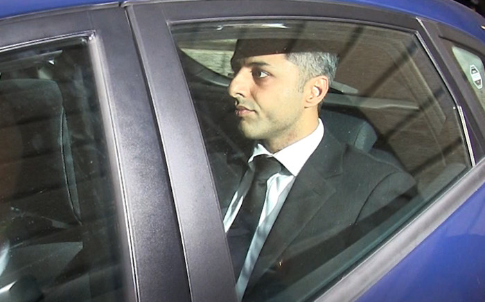 FILE: Shrien Dewani leaves the Western Cape High Court on 29 October 2014. Picture: Aletta Gardner/EWN.
