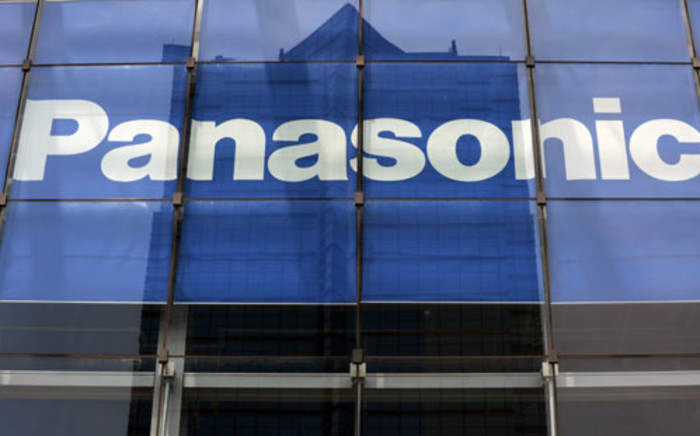 JAPAN, Tokyo : Panasonic logo is displayed outside of the Panasonic Centre building, the company's showroom in Tokyo on May 10, 2013. Picture: