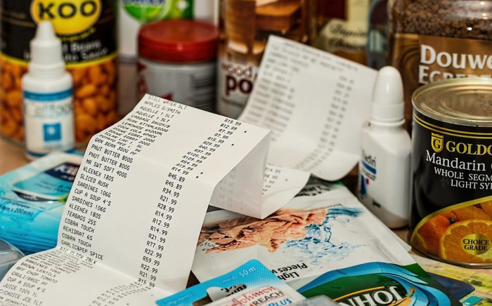 Groceries. Picture: EWN