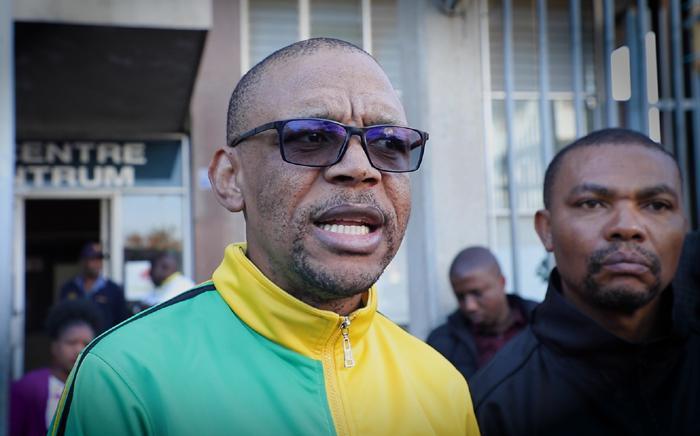 FILE: ANC spokesperson Pule Mabe. Picture: EWN