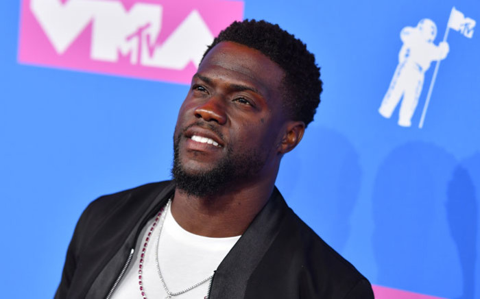 FILE: Kevin Hart attends the 2018 MTV Video Music Awards at Radio City Music Hall on 20 August 2018 in New York City. Picture: AFP.