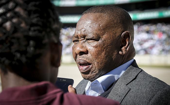 FILE: Higher Education Minister Blade Nzimande. Picture: Reinart Toerien/EWN