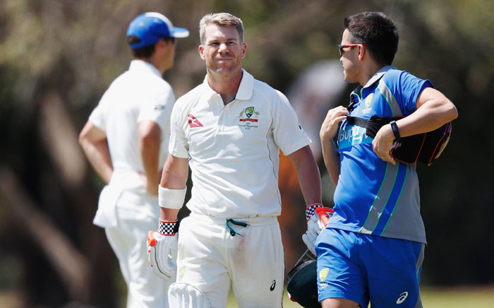 David Warner apologised to all Australian cricket fans and fans around the world for his role in the scandal via his official Twitter account.