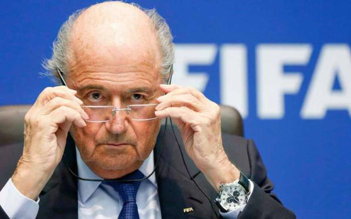 FILE: Former Fifa president Sepp Blatter. Picture: Facebook.com.