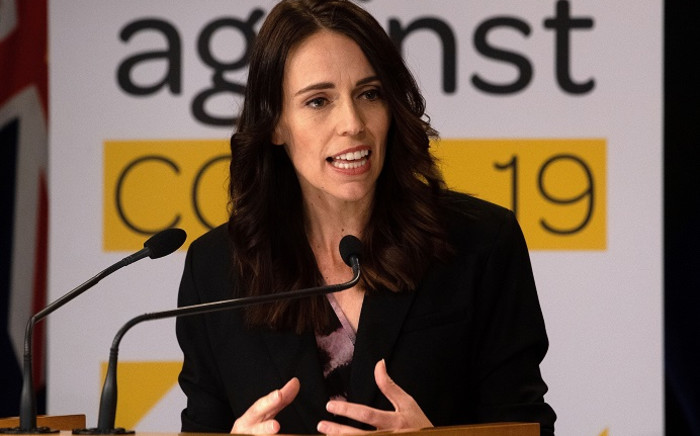 FILE: Prime Minister Jacinda Ardern said a new coronavirus case confirmed on Saturday could not be directly connected to other positive tests over the last two weeks, although a school in South Auckland was a common link. Picture: AFP
