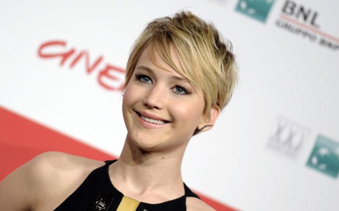 US actress Jennifer Lawrence. Picture: EPA.