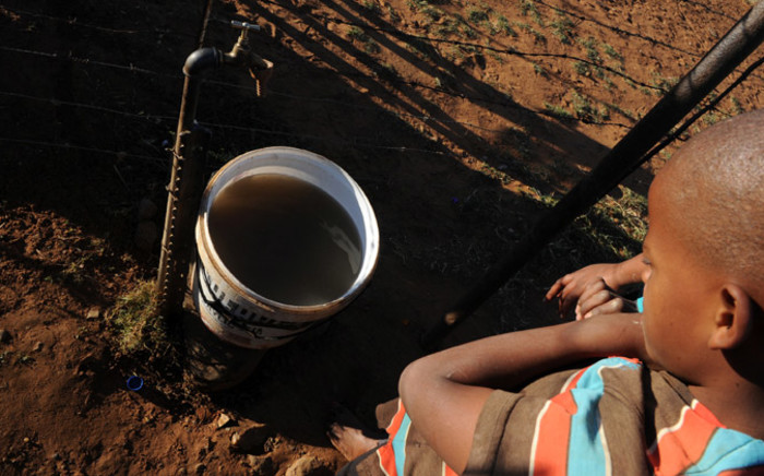FILE: Residents from across Gauteng have lashed out at Rand Water following the cuts which started at the end of last week. Picture: Sapa.