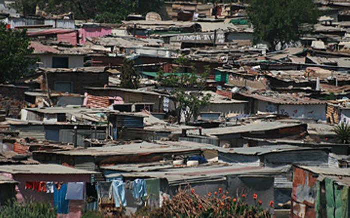 Cape Town's heavy rains have left some informal settlement dwellers destitute. Picture: EWN