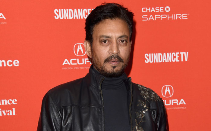 FILE: Actor Irrfan Khan. Picture: AFP.