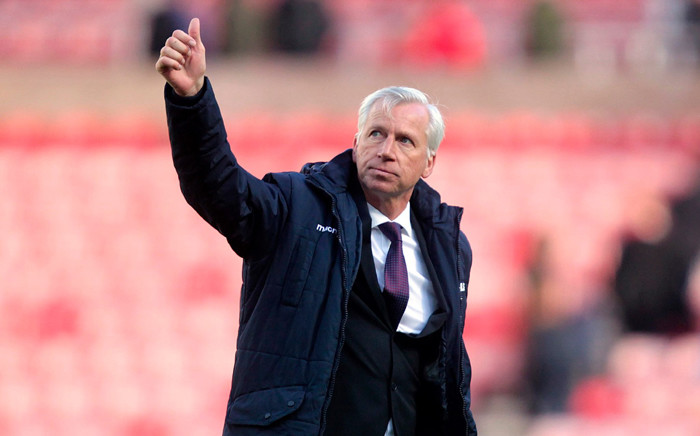 Crystal Palace Manager, Alan Pardew. Picture: Crystal Palace/Facebook.