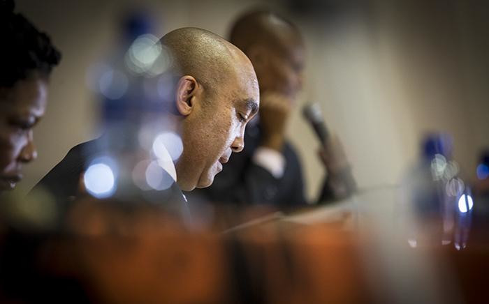 FILE: National Director of Public Prosecutions Shaun Abrahams. Picture: EWN.