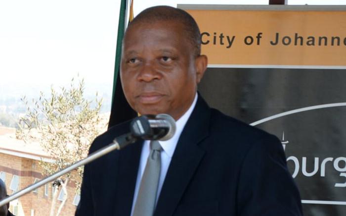 FILE: Johannesburg Mayor Herman Mashaba. Picture: @HermanMashaba/Twitter