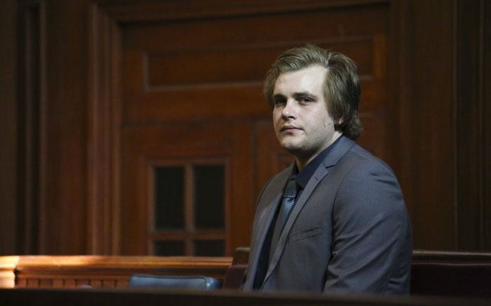 FILE: Triple murder accused Henri van Breda in the Western Cape High Court on 24 April, 2017. Picture: Cindy Archillies/EWN