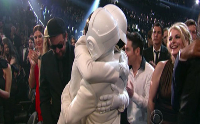 FILE: From rock to rap to country and everything in between, music's biggest and brightest stars turned out for the 56th annual Grammy awards in Los Angeles Sunday and as usual, the ceremony was full of surprises
