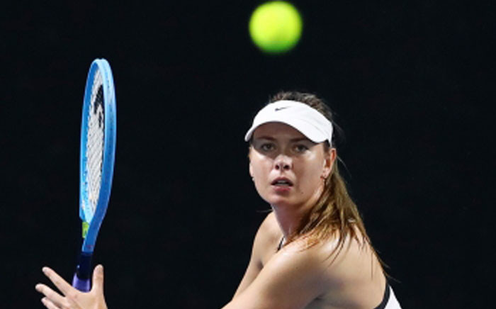 Grand Slam winner Maria Sharapova. Picture: ausopen.com/