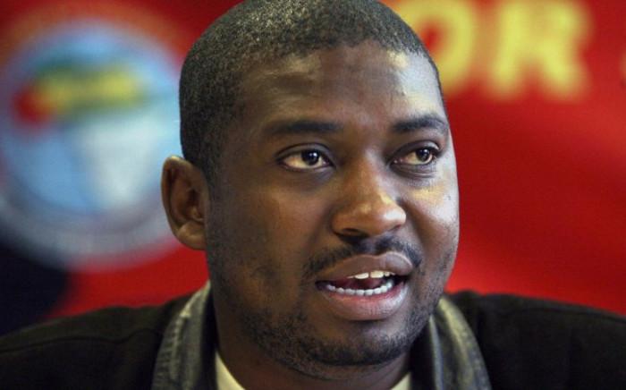 Deputy Minister in the Presidency Buti Manamela. Picture: Sapa.