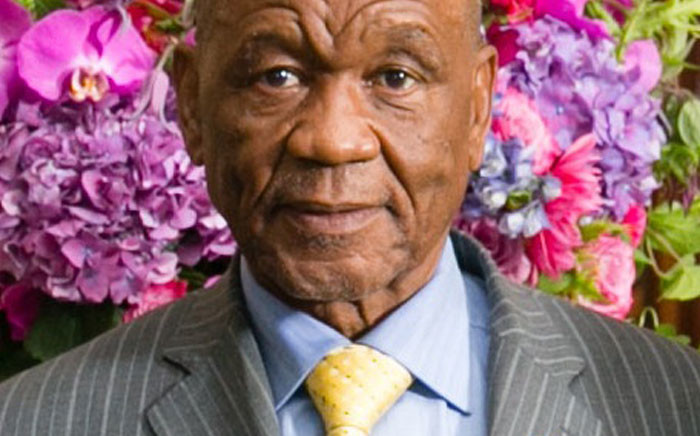 Lesotho's Prime Minister Tom Thabane. Picture: Facebook.