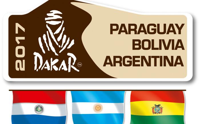 Dakar Rally 2017 logo. Picture: dakar.com